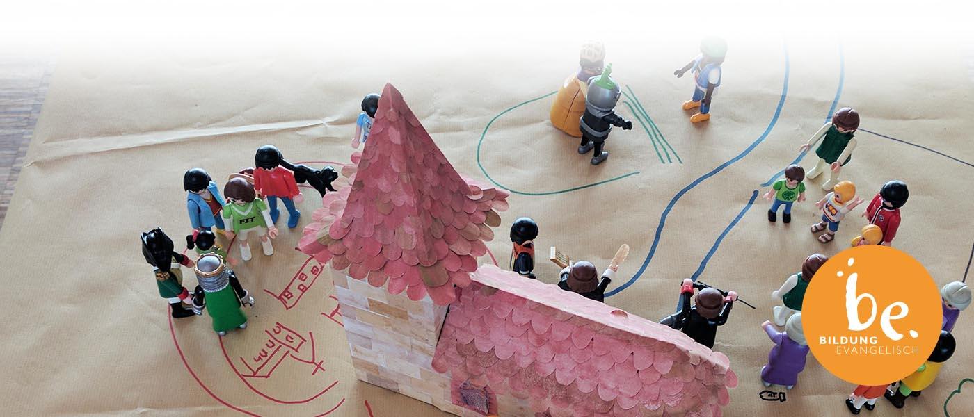Gemeindearbeit und Strukturen