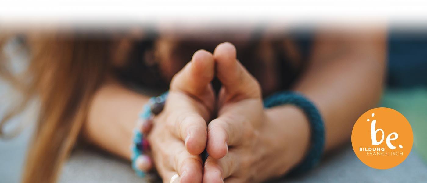 Spiritualität bei Bildung Evangelsich