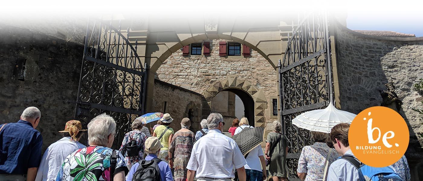 Reiseangebote Bildung Evangelisch